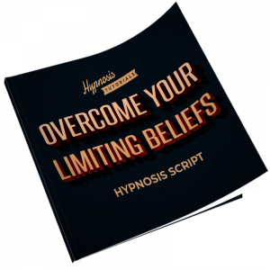 overcome limiting beliefs hypnosis script